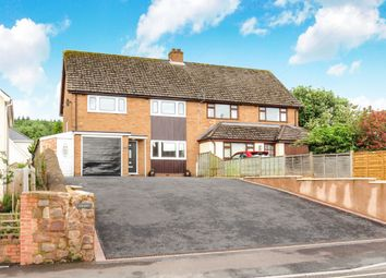 Thumbnail 4 bed semi-detached house for sale in The Terrace, Bircham Road, Minehead