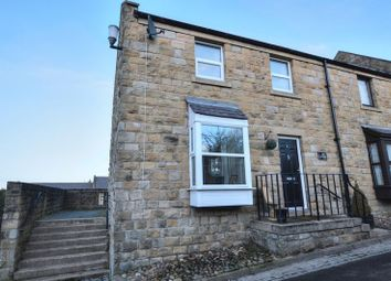 Thumbnail 3 bed end terrace house for sale in Dovecote Lane, Alnwick