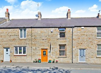 Thumbnail 2 bed terraced house for sale in Manor Road, Medomsley, Consett