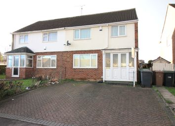 Thumbnail 3 bed semi-detached house for sale in Eldon Road, Luton