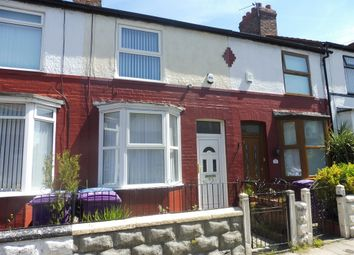 Thumbnail 2 bed terraced house for sale in Baden Road, Stoneycroft, Liverpool