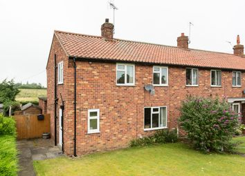 Thumbnail 3 bed end terrace house for sale in Branton Lane, Great Ouseburn, York
