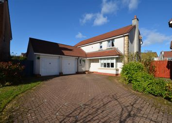 Thumbnail 4 bed detached house for sale in Alloway Wynd, Larbert