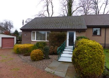Thumbnail 2 bed semi-detached bungalow for sale in Larch Place, Errol