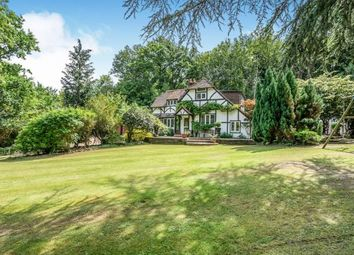 Thumbnail 4 bed detached house for sale in Petersfield Road, Midhurst, West Sussex
