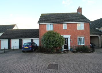 Thumbnail 4 bed detached house for sale in Tew Close, Tiptree, Colchester
