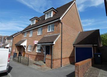 Thumbnail 3 bed property to rent in Pointers Way, Amesbury, Wiltshire