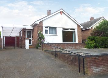 Thumbnail 3 bedroom detached bungalow for sale in Martineau Lane, Norwich