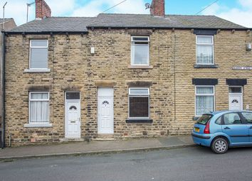 Thumbnail 2 bed terraced house for sale in Quarry Street, Cudworth, Barnsley
