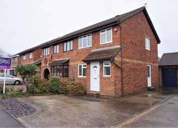 Thumbnail 3 bed semi-detached house for sale in Walford Avenue, Weston-Super-Mare