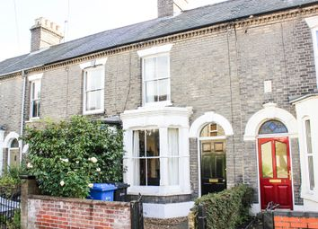 Thumbnail 2 bed terraced house for sale in Gloucester Street, Norwich