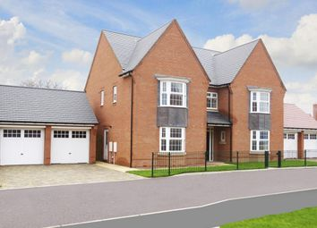 "Thumbnail 5 bed detached house for sale in ""Evesham"" at South Road, Durham"