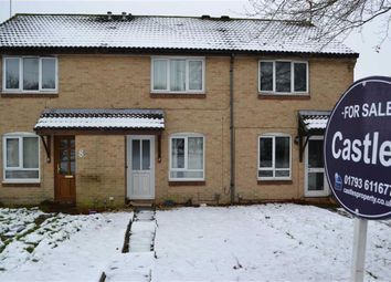 Thumbnail 2 bed terraced house for sale in Frampton Close, Eastleaze, Swindon