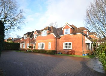 Thumbnail 2 bed flat for sale in School Lane, Lower Bourne, Farnham, Surrey