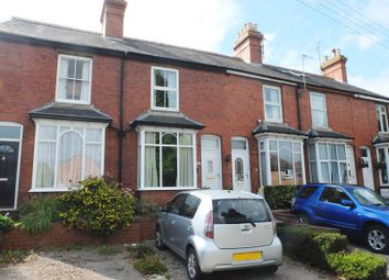 Thumbnail 2 bed terraced house for sale in Fuchsia Cottage, 2 Meadow View, Bridge Street, Ledbury, Herefordshire