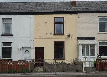 Thumbnail 2 bed terraced house for sale in Chorley Road, Bolton