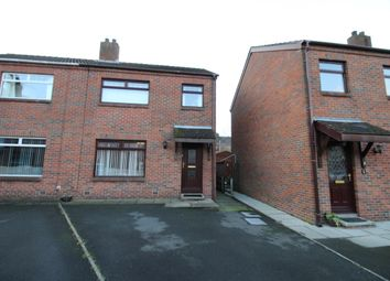 Thumbnail 3 bed semi-detached house to rent in Edgewater, Lisburn