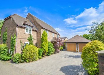 Thumbnail 5 bedroom detached house for sale in Louisville Close, Stanstead Abbotts, Hertfordshire