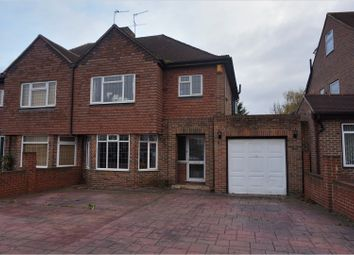 Thumbnail 3 bed semi-detached house for sale in Shepherds Lane, Dartford