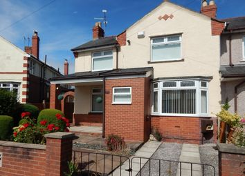 Thumbnail 3 bed terraced house to rent in Glen Avon, Wrexham
