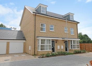 4 bed semi-detached house for sale in Aspinalls Yard, Willingham, Cambridge CB24