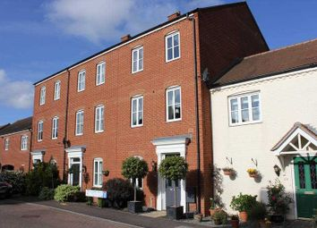Thumbnail 4 bed town house for sale in Springham Drive, Myland, Colchester