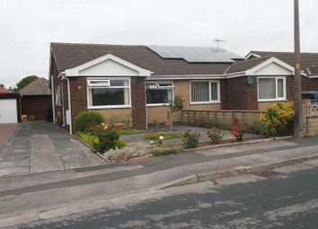 Thumbnail 2 bed semi-detached bungalow for sale in Grasmere Road, Morecambe