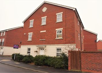 Thumbnail 3 bedroom semi-detached house for sale in Wilks Road, Grantham