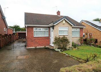 Thumbnail 3 bedroom detached bungalow for sale in Harlington Road, Mexborough, South Yorkshire