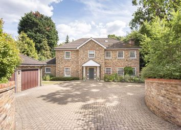 Greenways Drive, Sunningdale, Ascot SL5. 5 bed detached house