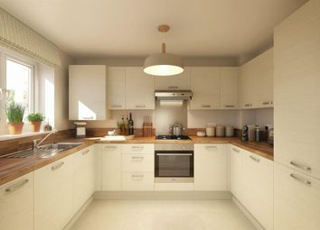 Thumbnail 2 bed terraced house for sale in Broad Road, Skylark Gardens, Hambrook, Chichester, West Sussex