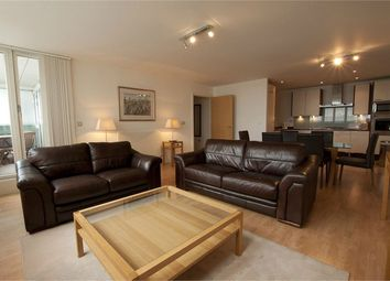 Thumbnail 2 bedroom flat to rent in Eastern Quay Apartments, Rayleigh Road, London