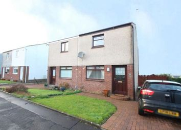 Thumbnail 2 bed semi-detached house for sale in Glenwood Place, Lenzie, Kirkintilloch, Glasgow