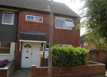 Thumbnail 3 bed flat to rent in Cyril Child Close, Colchester