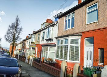 Thumbnail 5 bedroom terraced house for sale in Rowson Street, Wallasey, Wirral