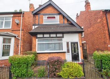 Thumbnail 3 bedroom detached house for sale in Stella Street, Mansfield