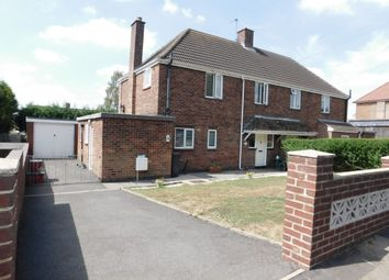 Thumbnail 3 bed semi-detached house for sale in Dysons Close, Measham