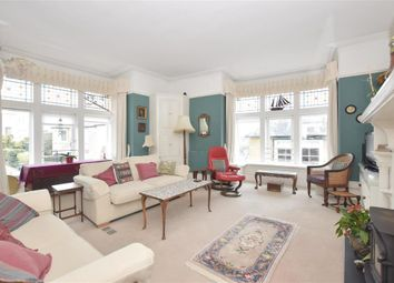 Thumbnail 3 bed flat for sale in Pier Road, Seaview, Isle Of Wight
