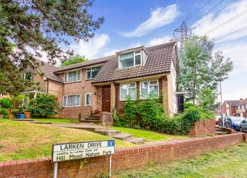 Thumbnail 2 bed maisonette for sale in Larken Drive, Bushey