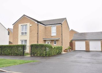 Thumbnail 4 bed detached house for sale in Eighteen Acre Drive, Charlton Hayes, Bristol