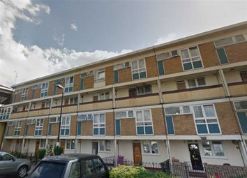 Thumbnail 4 bed flat to rent in Tidey Street, Bow, London