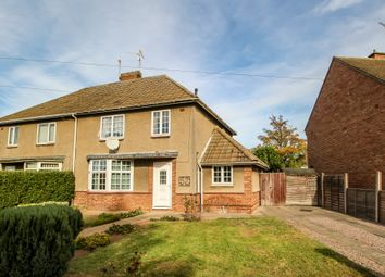 Thumbnail 3 bed semi-detached house for sale in Chestnut Avenue, Spalding