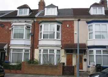 Thumbnail 4 bedroom terraced house for sale in 39 Kensington Road, Middlesbrough, Cleveland