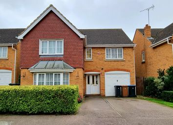 Thumbnail Detached house to rent in Lavender Close, Hatfield