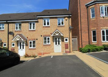 2 bed end terrace house for sale in Levett Grange, Rugeley WS15