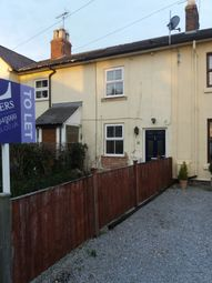 Thumbnail 2 bedroom cottage to rent in Montrose Terrace, Old Wrexham Road, Wrexham