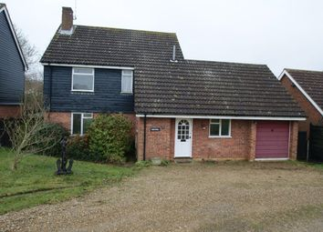 Thumbnail 3 bed detached house for sale in Back Road, Wenhaston, Halesworth