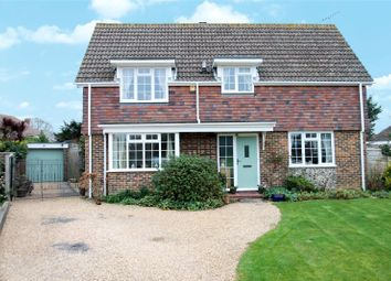 Thumbnail 3 bed detached house for sale in Ruston Avenue, Rustington, West Sussex