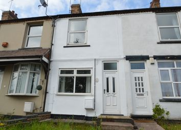 Thumbnail 2 bed terraced house to rent in Rawnsley Rd, Hednesford Cannock