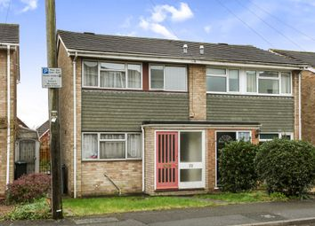 Thumbnail 2 bed semi-detached house for sale in The Beeches, Salisbury